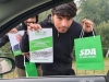 Stranka demokratske akcije angažirala migrante u izbornoj kampanji