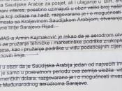 U sarajevskoj zračnoj luci zabranjena komunikacija na hrvatskom jeziku