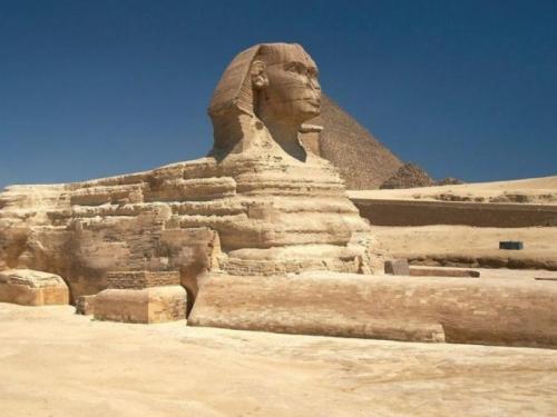 Jesu li u Egiptu pronašli drugu sfingu?