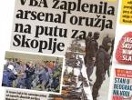 Palo oružje za Makedoniju?!