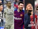 France Football donosi listu nabolje plaćenih nogometaša i trenera