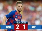 Miami: Rakitić majstorskim golom donio Barceloni pobjedu protiv Napolija