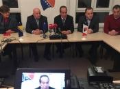 Suljagić i Bajrović izbačeni iz DF-a, Podžić podnio ostavku