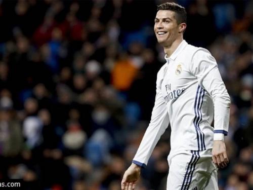 Realu trofej Bernabeu: Sjajan zgoditak Cristiana Ronalda
