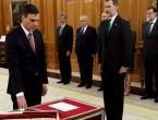 Novi španjolski premijer odbio staviti ruku na Bibliju kod prisege