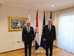 Čović - Grlić Radman: Izrael ima apsolutno pravo zaštiti se od napada