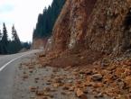 Ceste mokre i skliske mogući odroni