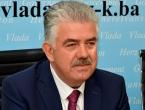 Uskrsna čestitka predsjednika Vlade HNŽ Nevenka Hercega