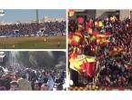 Impresivni kadrovi s najvećeg nogometnog derbija u Siriji