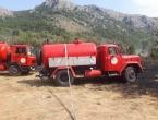 Na području HNŽ-a jedanaest požara