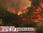 Požari u Kaliforniji gutaju sve pred sobom, najmanje 10 poginulih