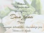 Proslavite Dan žena u ''Uskopaljskim dvorima''