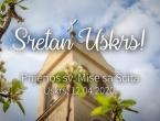 UŽIVO: Uskrs - prijenos sv. Mise sa Šćita