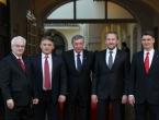 BH političari na proslavi ulaska Hrvatske u EU