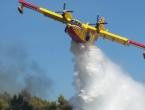 Kanader gasio požar na Čabulji
