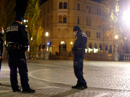 Slovenija s novim jakim restrikcijama zbog covida-19, stroži i ulazak u zemlju
