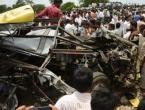 Najmanje 20 mrtvih u stravičnoj nesreći