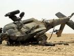 Pao Apache, poginula dva pilota