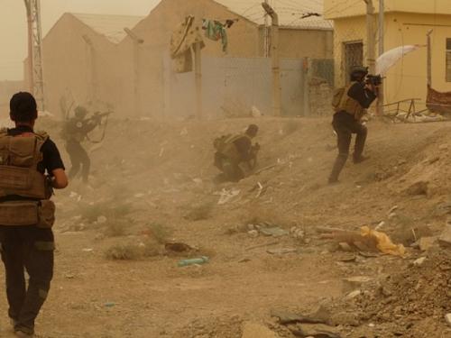 Iračke snage slomile otpor ISIL-a, natjerale ih u bijeg