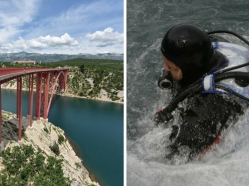 Specijalci traže tijelo kod Masleničkog mosta, ubio se pilot kanadera?