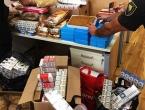 U akcijama oduzeta roba vrijedna više od 50.000 KM