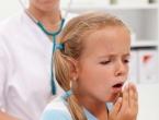 Nitko od djece oboljele od velikog kašlja u HNŽ nije bio cijepljen