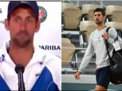 Šok za Đokovića na Roland Garrosu: Naprasno mu prekinuli konferenciju