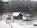 Snijeg na Blidinju