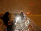 Madrid pogodila najsnažnija snježna mećava u zadnjih 50 godina