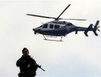 Srušio se policijski helikopter, 12 poginulih