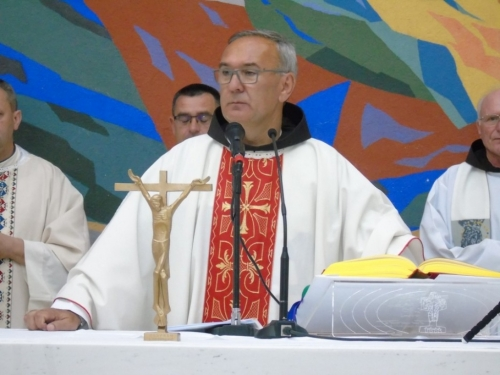 FOTO: Proslava sv. Nikole Tavelića na Orašcu