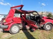 Jedna osoba smrtno stradala u prometnoj nesreći na Bišću polju