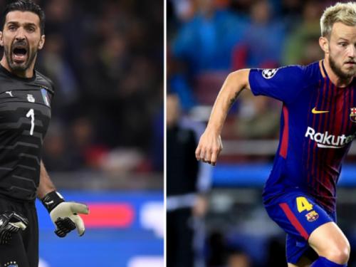 Rakitić 'ponudio' Buffonu svoje mjesto na SP-u, velikan odgovorio: 'Dragi Ivane, i dalje sam vratar'
