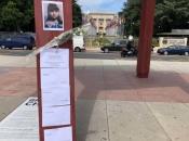 Ispred sjedišta UN-a postavljena imena ubijene viteške djece