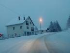 Otežan promet zbog snijega