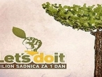 Najava akcije Let's Do It - milijun sadnica za 1 dan