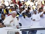 Papa održao prvu misu na Arapskom poluotoku