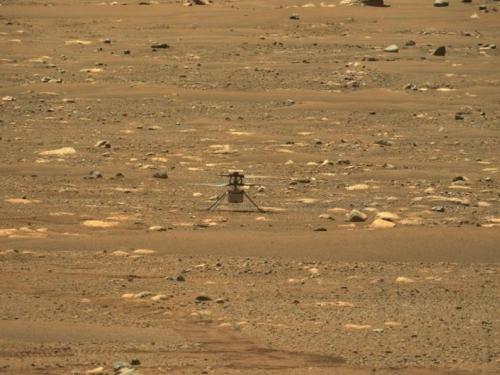 NASA-in helikopter uspješno sletio na dio Marsa na kojem nitko nikad nije bio