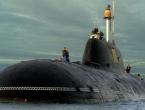 Najveća podmornica na svijetu sudjeluje u vojnim vježbama