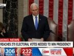 Kongres potvrdio: Joe Biden je i službeno predsjednik SAD