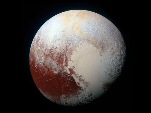 Pluton je zapravo veliki ledeni komet?