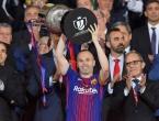 Iniesta napušta Barcelonu
