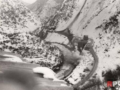 Na današnji dan 1966. skrenut tok rijeke Rame