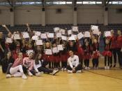 Najmlađe ramske mažoretkinje predstavile se kroz manifestaciju ''Dan plesa''