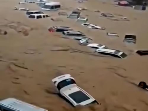 Raste broj mrtvih u poplavama u Kini, tisuće nestalih