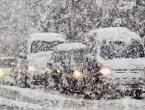 Zahlađenje: Stiže snijeg i jak vjetar