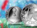 U Njemačkoj izdana srebrna kovanica s hrvatskim grbom u čast 'Vatrenih'