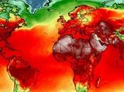 Karta pokazuje - najgore vrućine nam tek dolaze
