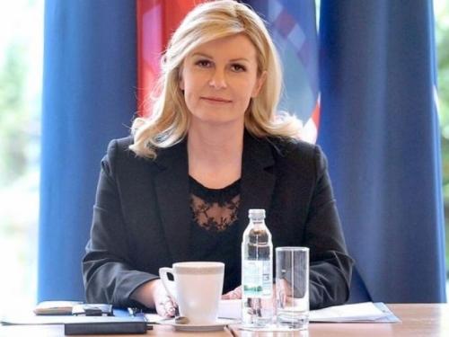 Kolinda Grabar-Kitarović ići će po drugi mandat
