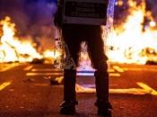 Katalonci blokirali ulice u Barceloni treću noć zaredom